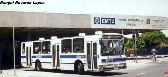 Mafersa ônibus
