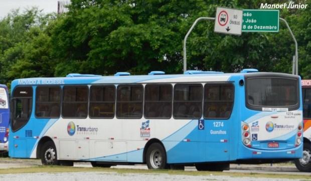 greve ônibus guarulhos