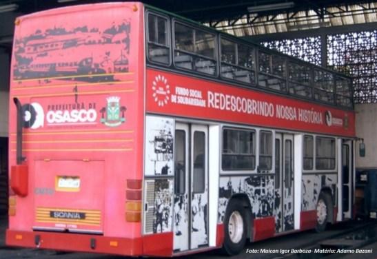 Depois de serem aposentado para o transporte urbano, modelo ainda foi usado em linha turística