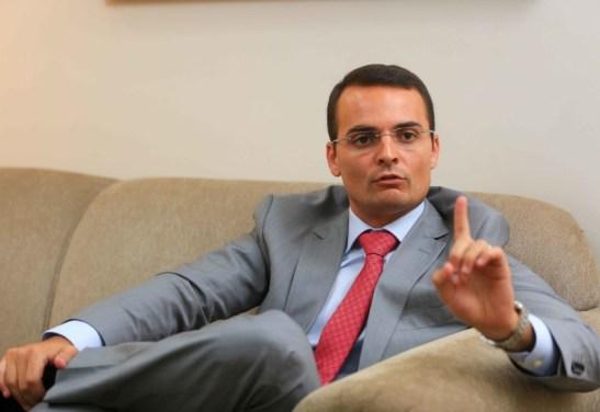 """Sacha Reck, advogado que, segundo Ministérios Públicos, teria sido """"peça-chave"""" em fraudes de licitações de ônibus. Ele nega. Foto: Rafaela Felicciano/Metrópoles"""