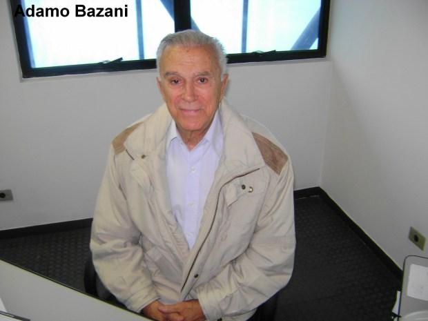Sebastião Passarelli em entrevista a Adamo Bazani em 2009