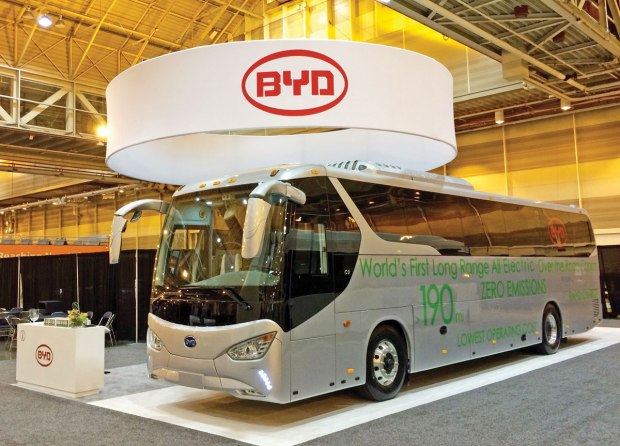 BYD-electric