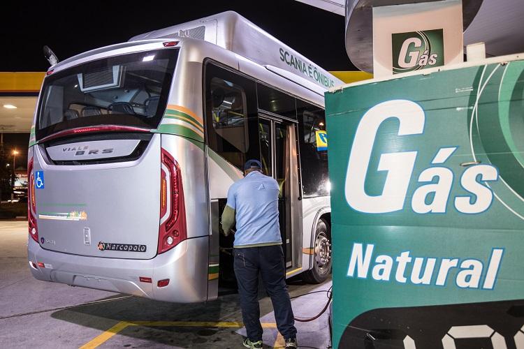 Resultado de imagem para Apresentado pela Scania, numa parceria com a Comgás e Agility