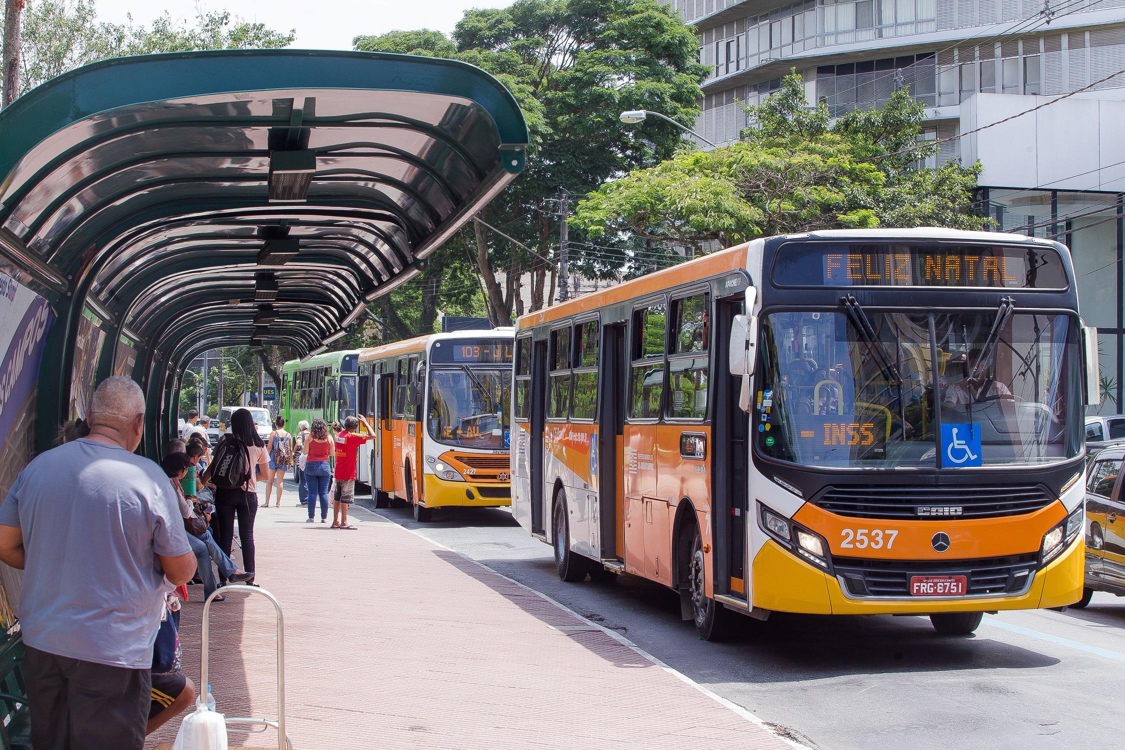 Transporte Público De São José Dos Campos Acusa Perda De Mais De 3