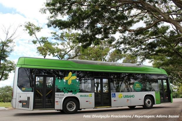 Onibus eletrico BYD2