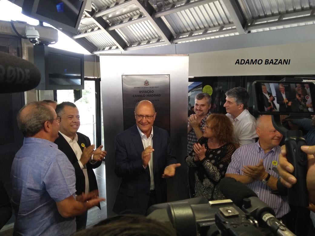 Estação Camilo Haddad