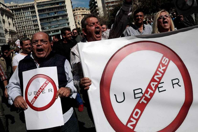 Uber anuncia compra de empresa de bicicletas compartilhadas nos EUA