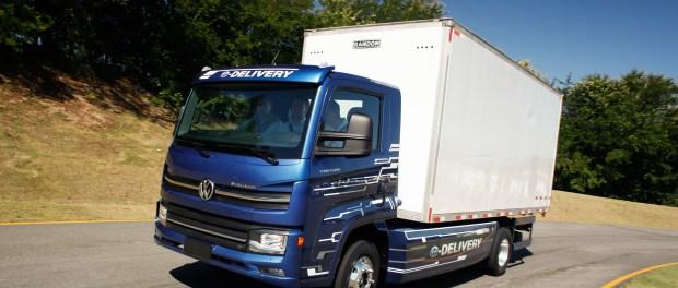 Resultado de imagem para Ambev e VW firmam compromisso em prol da mobilidade elétrica