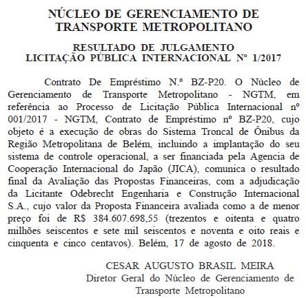 BRT-Belem