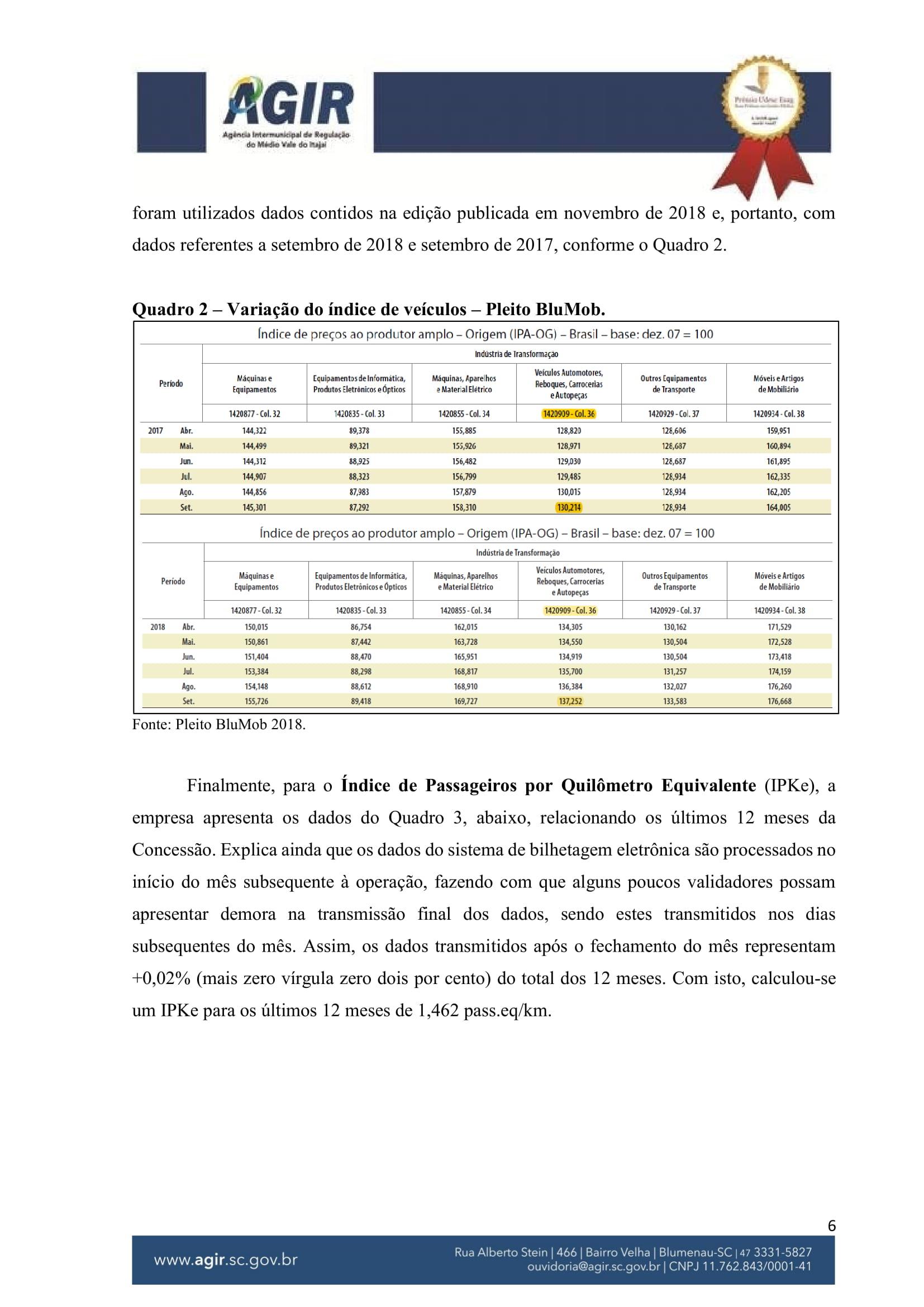 Parecer Administrativo nº 70-2018-06