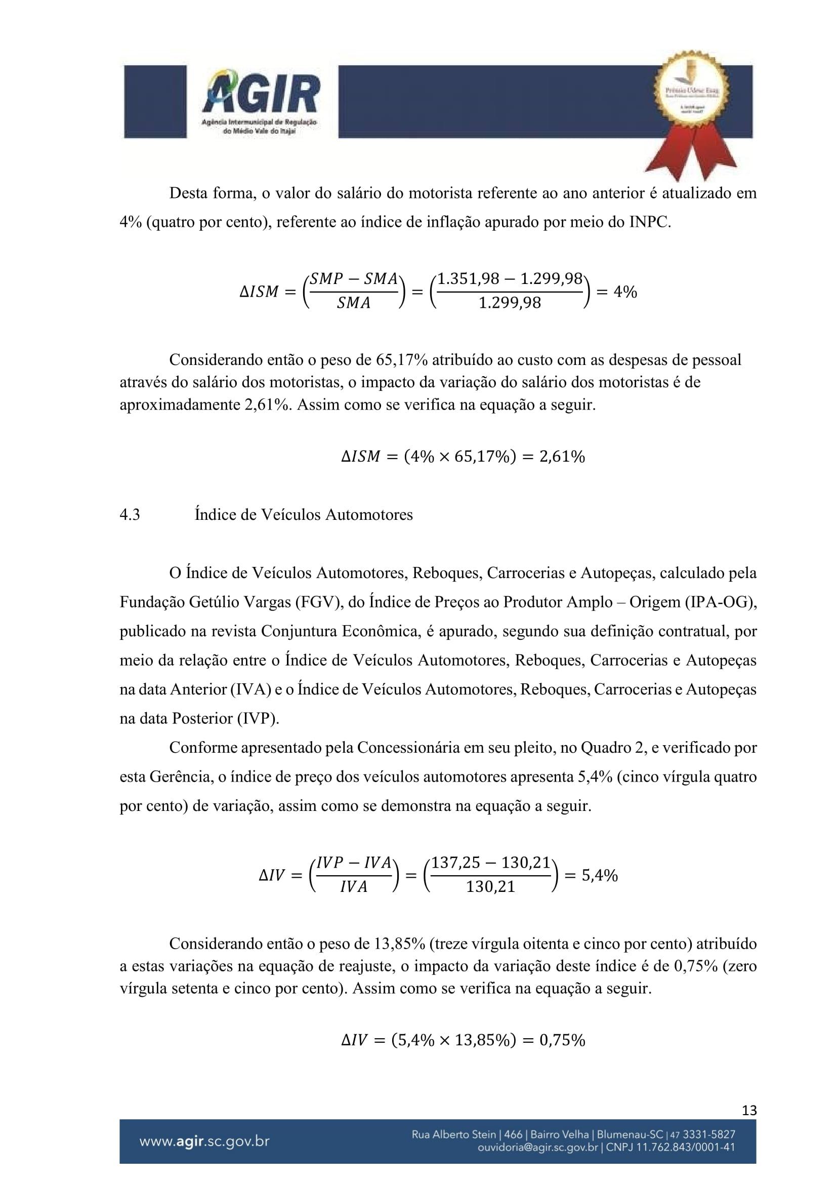 Parecer Administrativo nº 70-2018-13