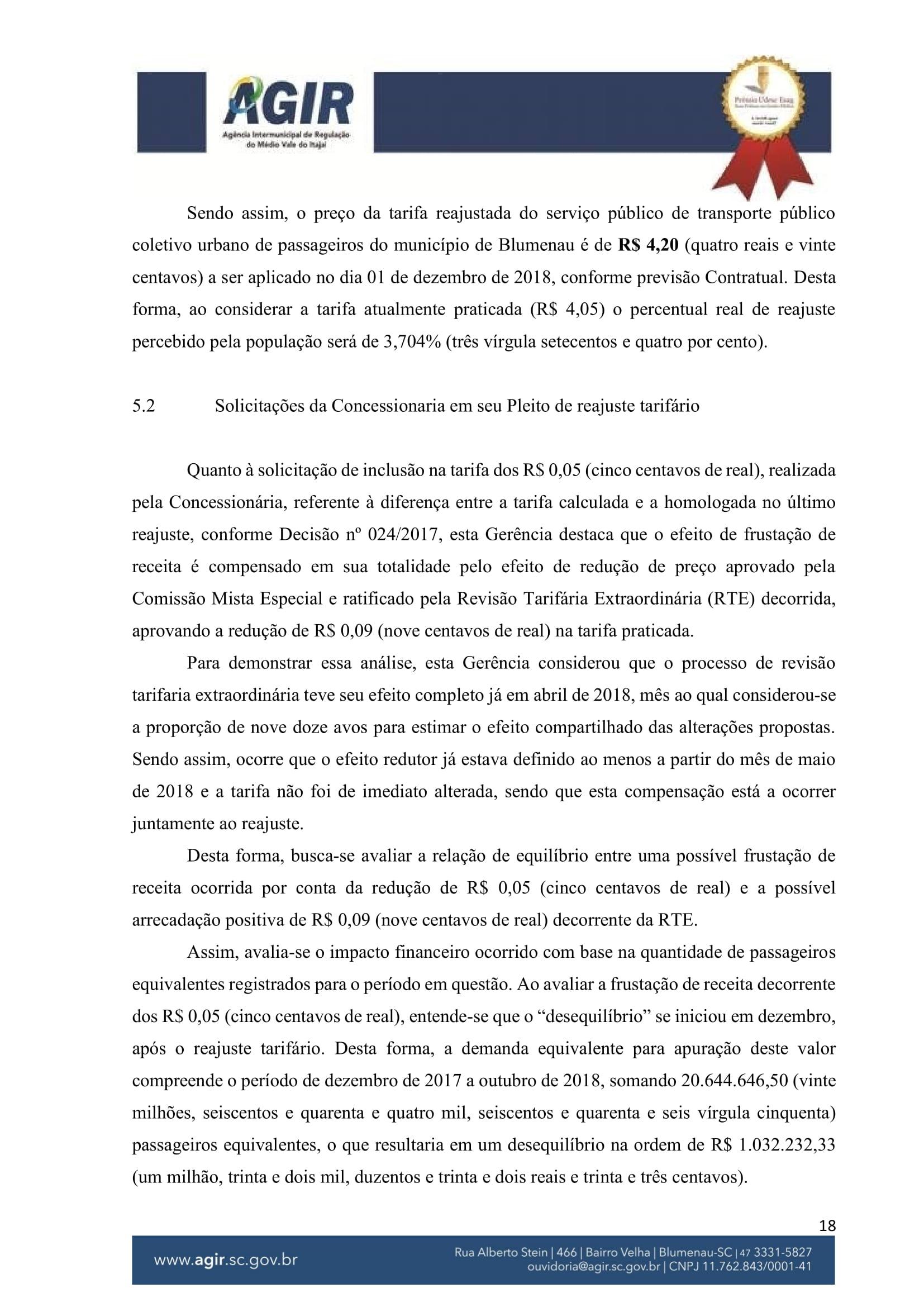 Parecer Administrativo nº 70-2018-18