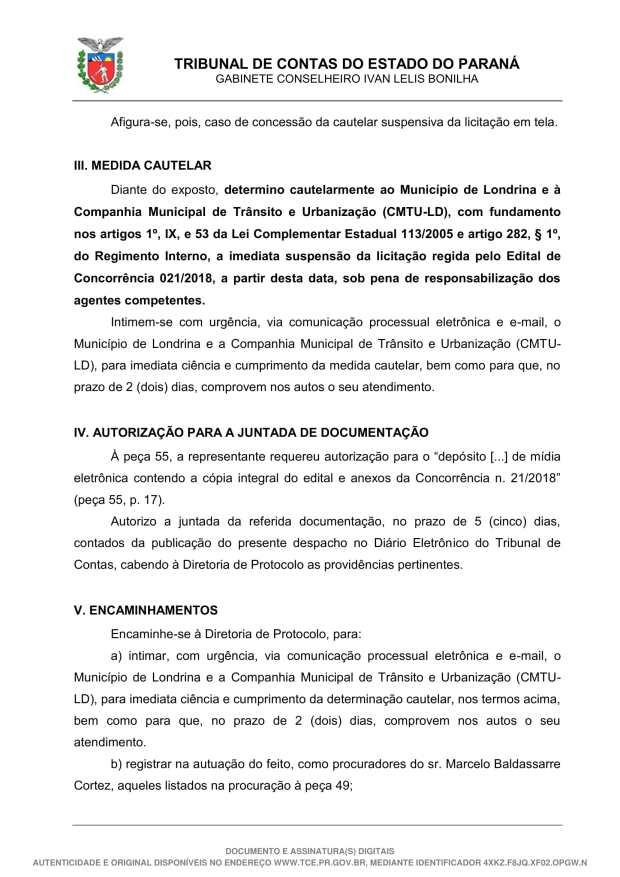 Despacho - 49-19 - GCILB-24