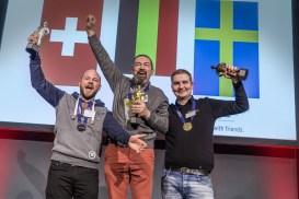 BusTech Challenge 2019: Belgien gewinnt Wettbewerb für Busmechaniker BusTech Challenge 2019: Belgium wins competition for bus mechanics