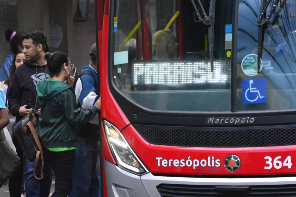 Viação Teresópolis manifesta interesse em entregar concessão do transporte coletivo