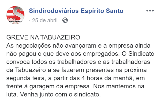 sindirodoviarios_ES