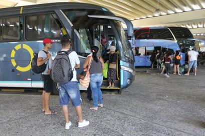 Restrições ao transporte intermunicipal na Bahia chegam a 182 ...