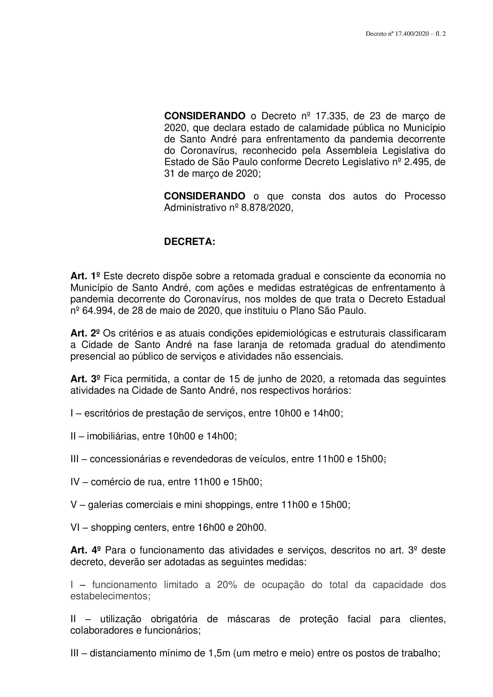 Decreto nº 17.400 (Retomada gradual e consciente da economia)-2