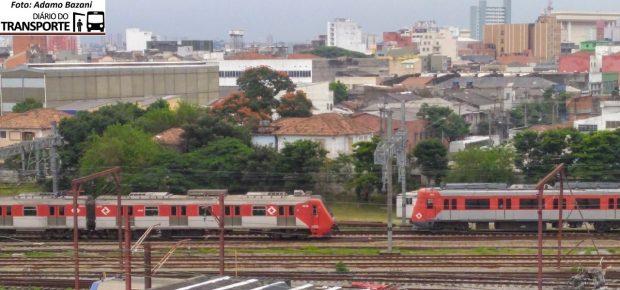 Trem da linha 12