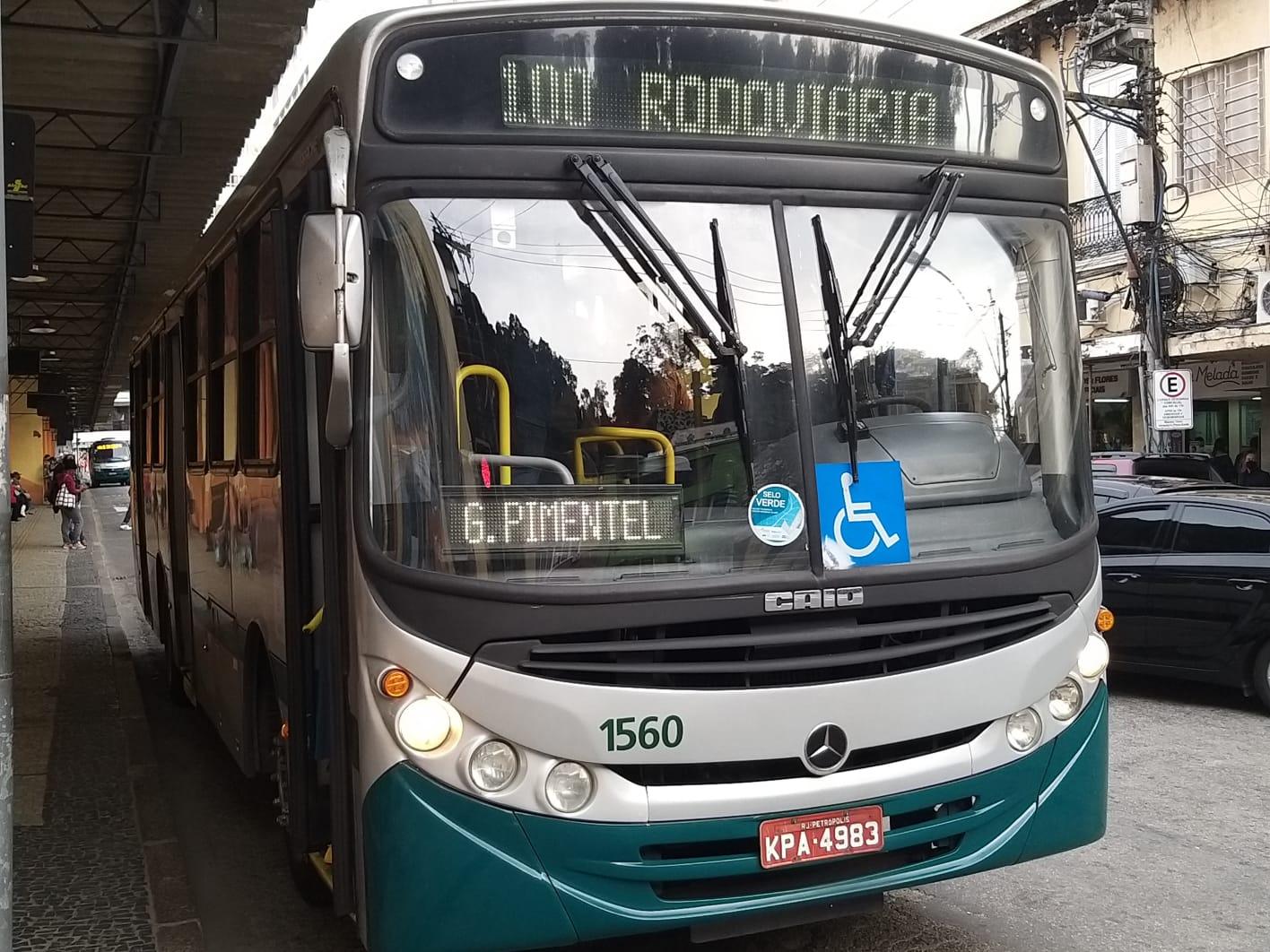 Linha de ônibus de Petrópolis (RJ) tem aumento na demanda e empresa amplia  número de viagens