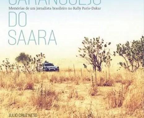 Jornalista lança livro de bastidores do Paris-Dakar