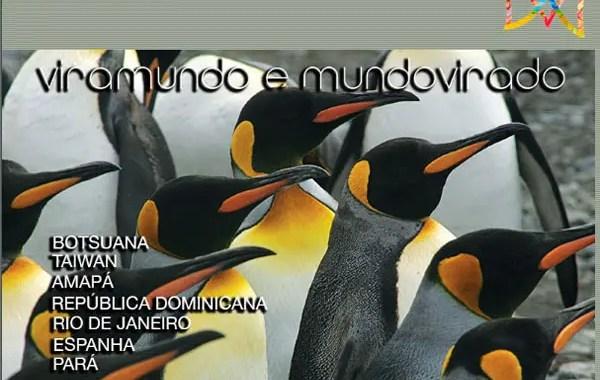 Revista Viramundo e Mundovirado rompe a crisálida e voa