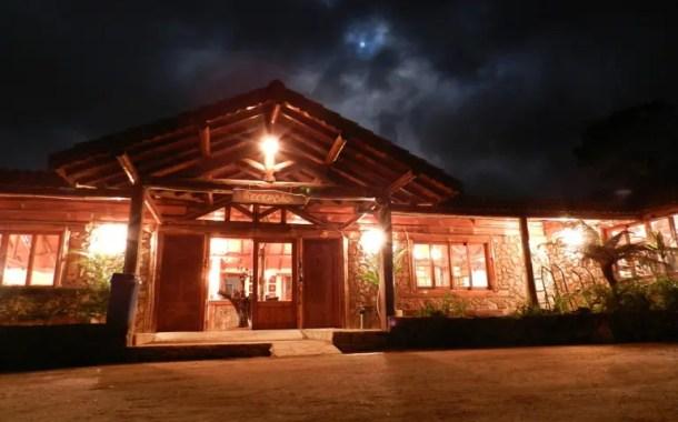 Hotel Cabeça de Boi recebe prêmio em duas categorias