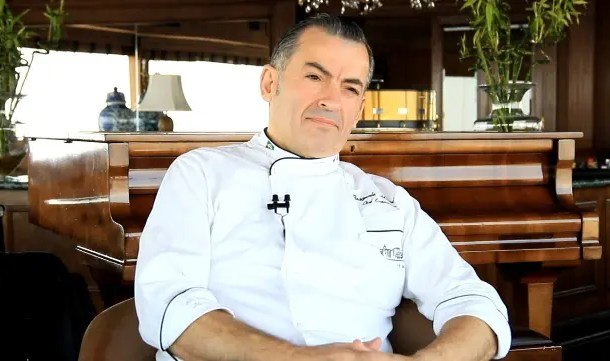 Pasquale Mancini, chef do Terraço Itália: 'a coisa mais importante é a qualidade'