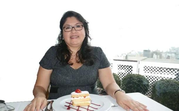 Milagros Ochoa, da Promperu: 'antes apenas mostrávamos. Hoje dizemos: Viva o nosso país'