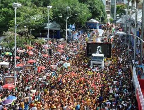 Carnaval impulsiona economia baiana com R$ 1 bilhão