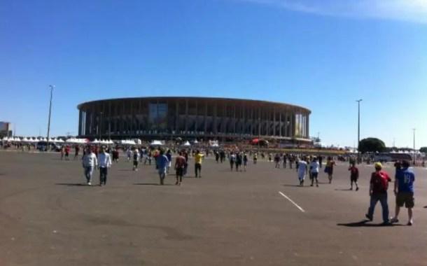 Selecionada como uma das cidades-sede do futebol olímpico, Brasília se prepara para receber turistas