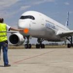 Cabine do A350 XWB procura minimizar efeitos do Jet Lag