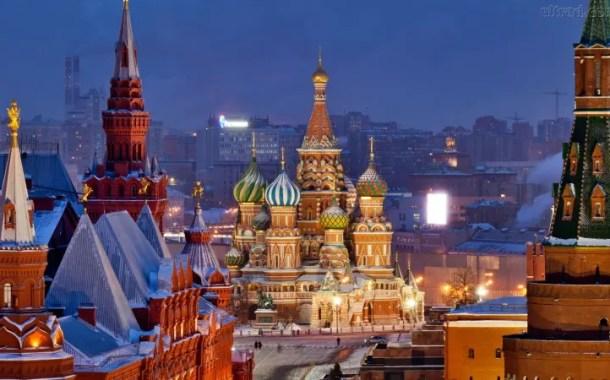 Russia: empresas de turismo e de luxo contabilizam perdas
