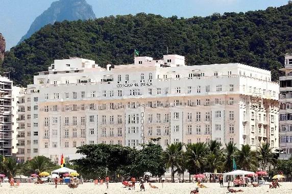 Belmond Copacabana Palace anuncia parceria com o Corcovado