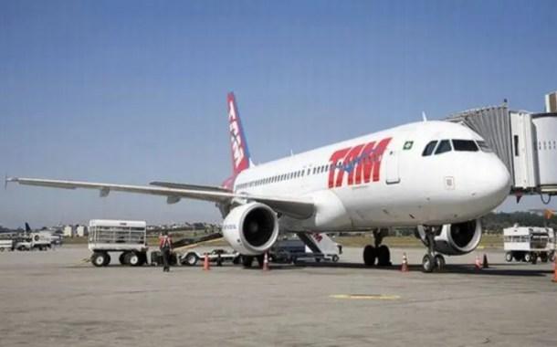 Tráfego de passageiros da Latam sobe 1,9% em junho