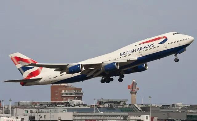 British Airways lança nova rota entre Santiago e Londres