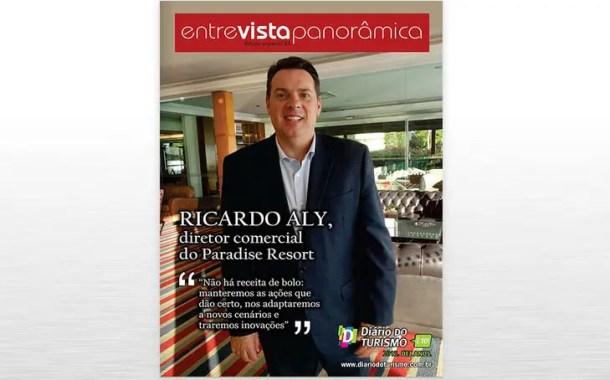 Ricardo Aly, do Paradise, é o entrevistado deste mês no Entrevista Panorâmica (Confira!)