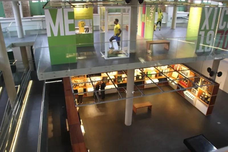 """""""Museu Pelé é o exemplo de trabalho conjunto, tanto do poder público, como da iniciativa privada"""" (Foto: DT)"""