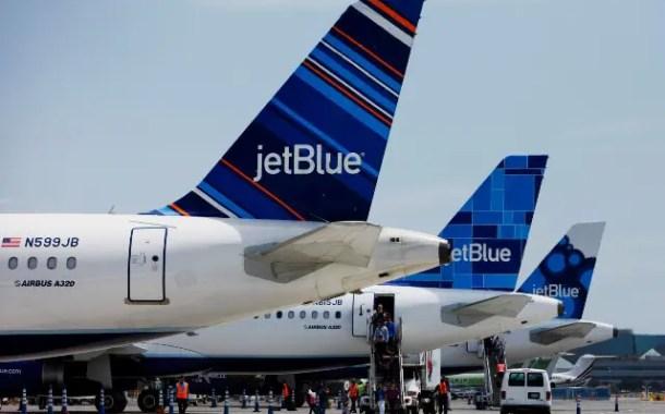 JetBlue Airways mira Airbus de longa distância para crescer no exterior