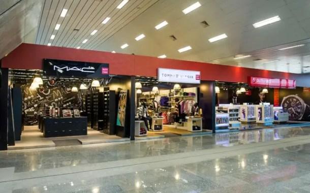 RIOgaleão e Dufry inauguram novas lojas no Aeroporto Tom Jobim