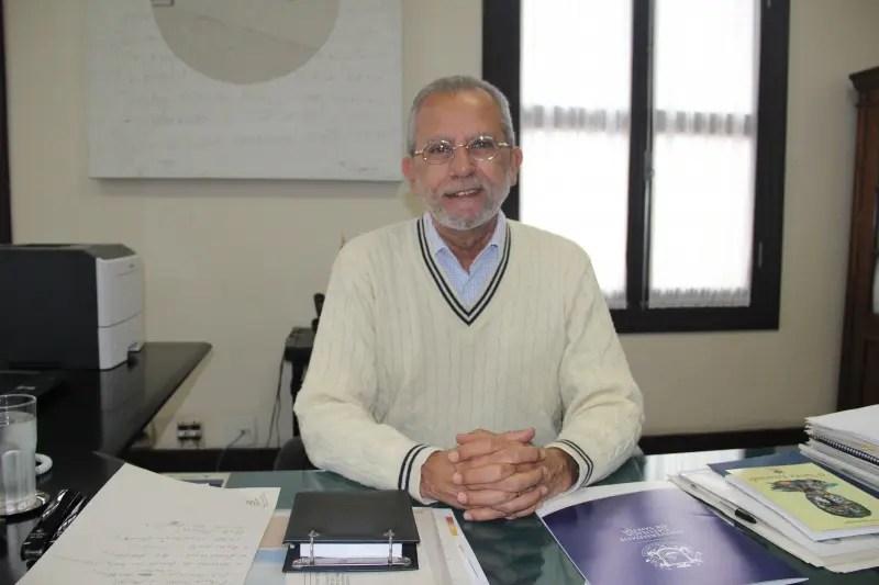 Luiz Guimarães, secretário de Turismo de Santos: