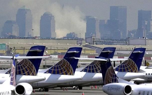 United Airlines suspende voos em nível mundial após falha