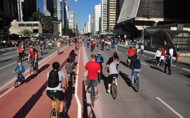 Ciclovia da Avenida Paulista é inaugurada
