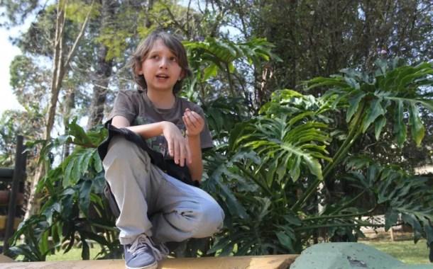 Ideias, atitudes e exemplos de Lohan, o garoto do projeto Âncora