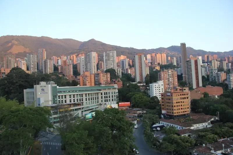 """""""Definitivamente o turismo em Medellin pode e deve ser um instrumento de fomento e desenvolvimento social para o restabelecimento da tranquilidade social e da paz"""""""