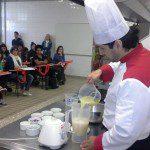 Gastronomia peruana foi tema de workshop no SENAC