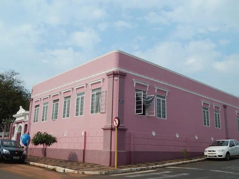 Centro Cultural de Brotas
