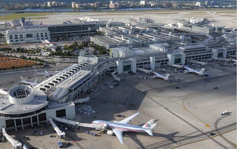 Aplicativo do Aeroporto de Miami facilita viagens ao destino