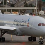 American Airlines estreia Boeing 787 Dreamliner em voos para o Brasil