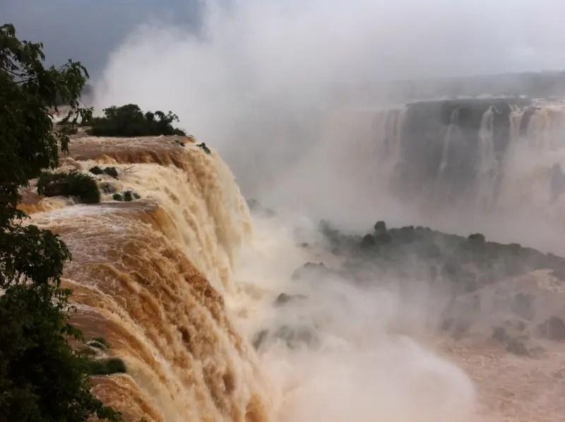 Parque Nacional do Iguaçu atinge a marca de 1 milhão de visitantes